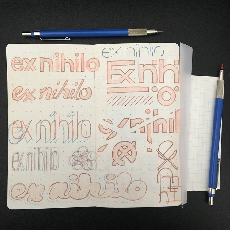 lettering, design, sketch - williamduxbury | ello