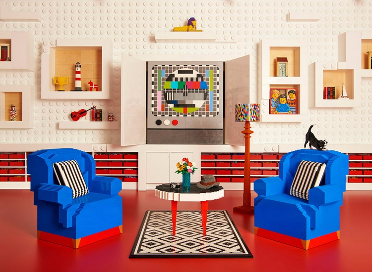 LEGO house - alexisgirard | ello