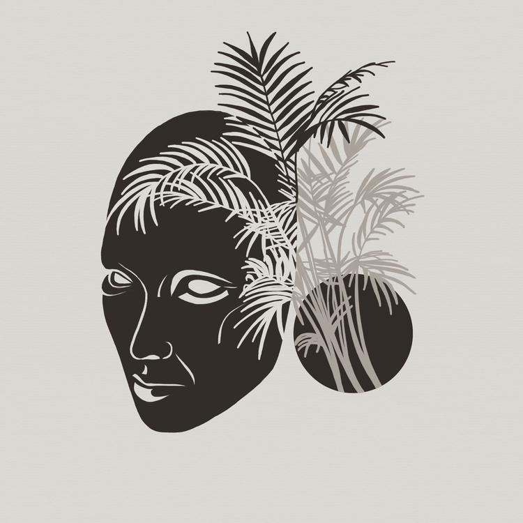 Nur Sonne und Palmen im Kopf. J - heiniistgegenalles | ello