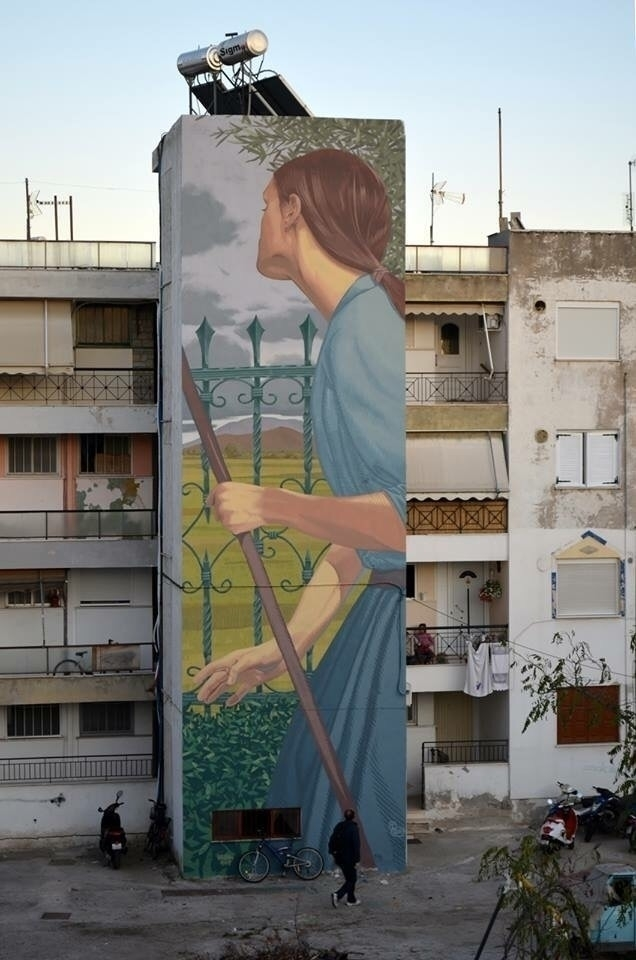 Artist: Dimitris Taxis Urbanact - streetartunitedstates | ello