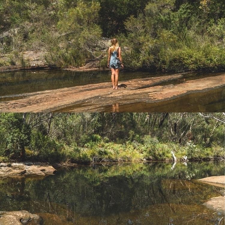 Barefoot Wanderings - thetantrap | ello