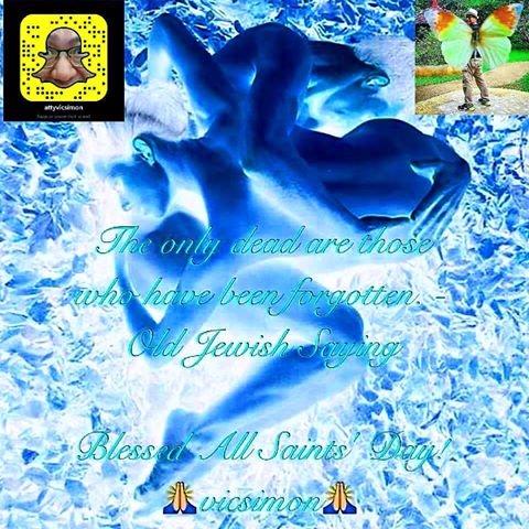 Memoriam Souls' Day - Nov. 2 de - vicsimon   ello