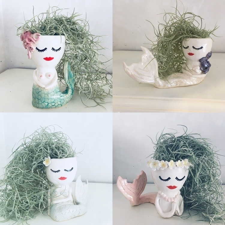 lovely Etsy shop - mermaid, ceramics - livingdecortwins | ello