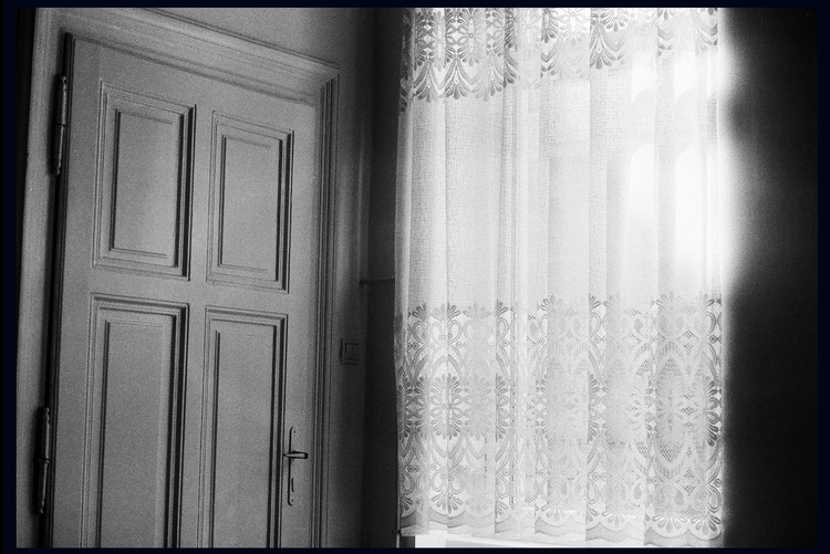 Silence - film, blackandwhite, photography - solublemania | ello