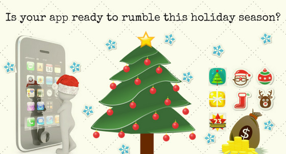 Mobile App Ready Rumble Holiday - appzlogix | ello