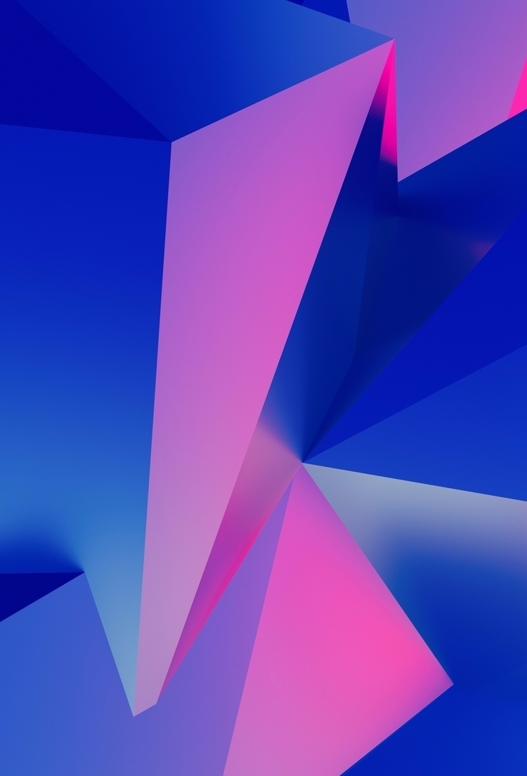 Experimental 3D Art Wallpapers  - andonni | ello