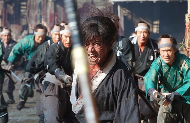 review Japanese samurai film Bl - lastonetoleave | ello