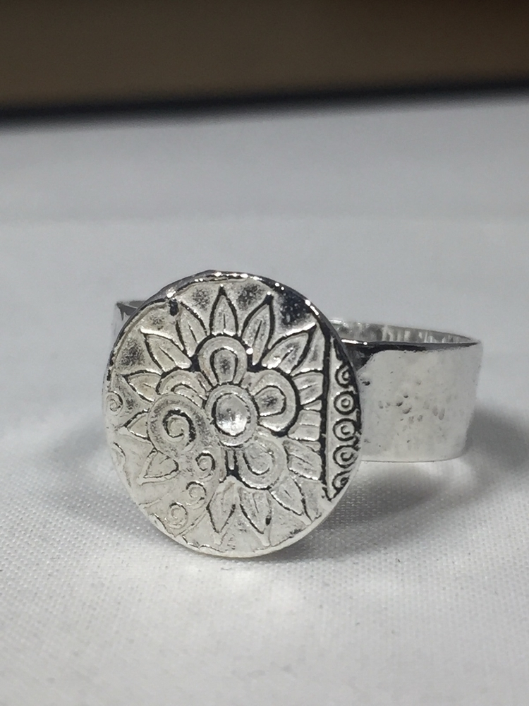 Flower power!!! Sterling silver - joylarose | ello