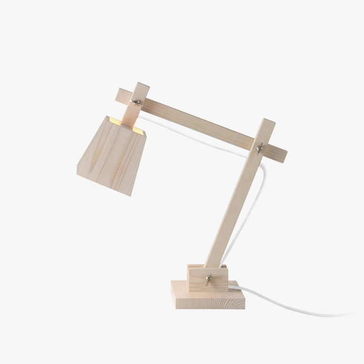 Wood Lamp TAF Muuto - upinteriors | ello