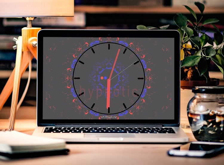 Desktop Clock - clocks, novelty - artlikesyou | ello