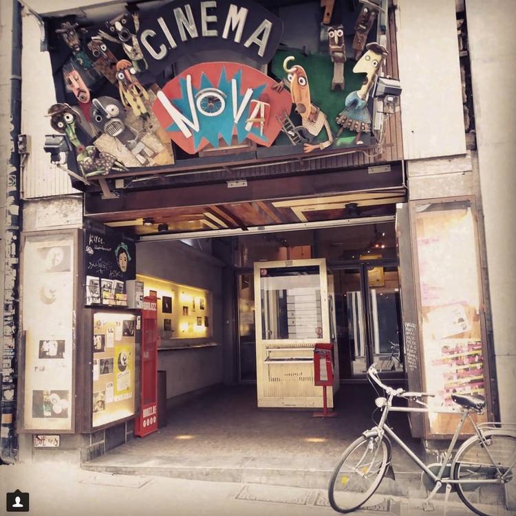 Nova - Cinema, brussels, belgium - guanche | ello