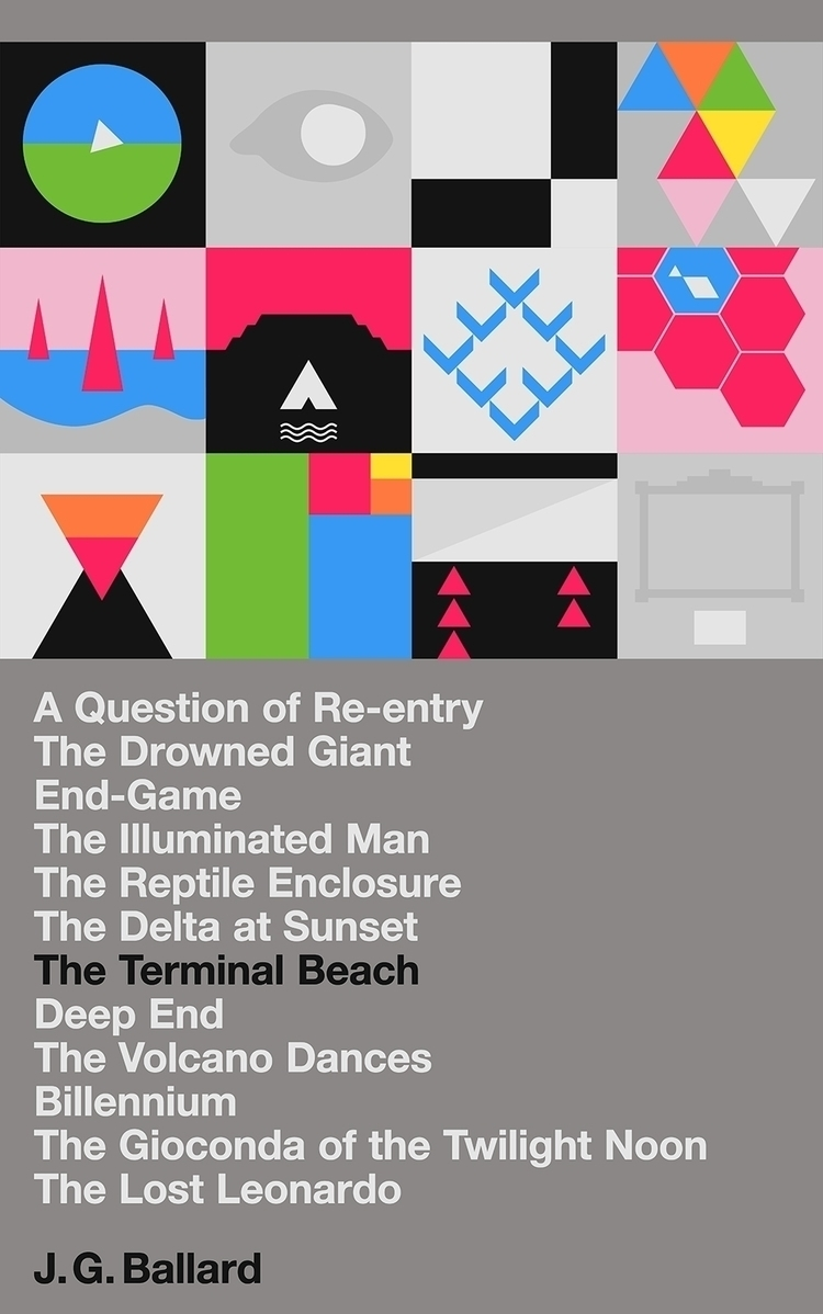 Terminal Beach Ballard. graphic - gregsted | ello