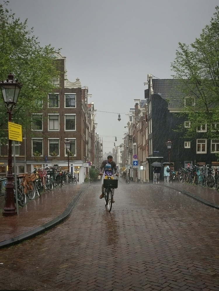 June 2017 - Amsterdam,, cycling - circularfunk | ello