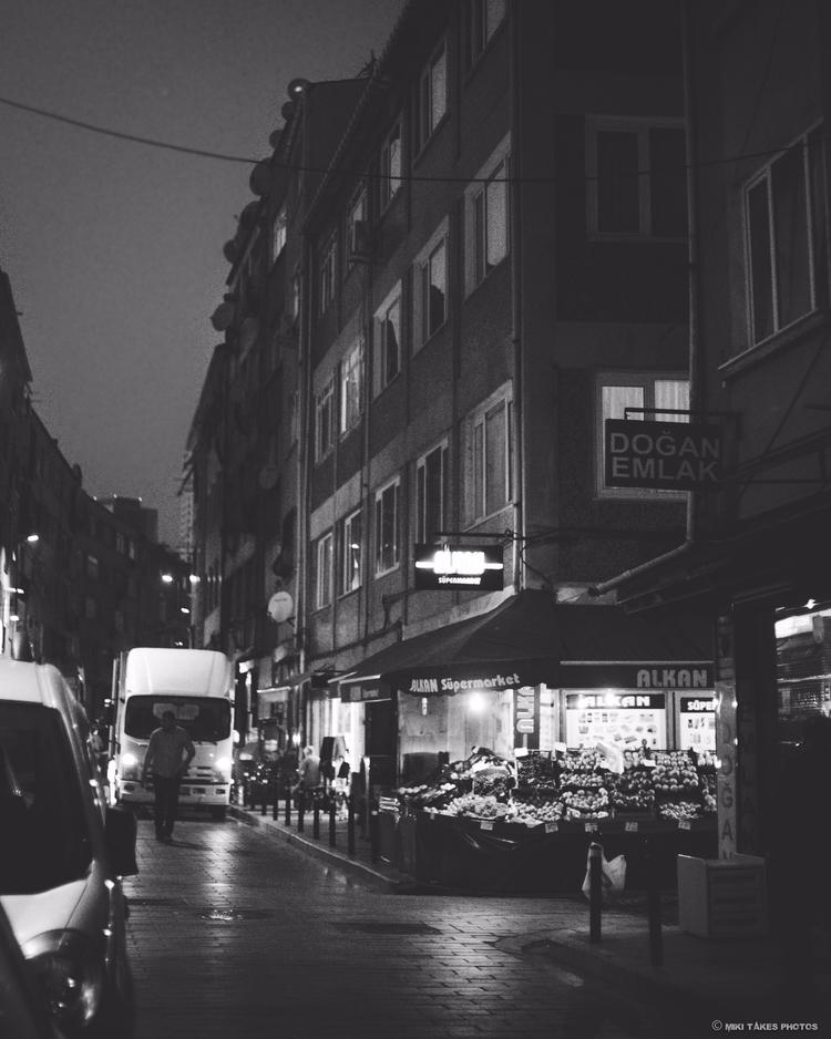 Beşiktaş black white - blackandwhite - mikitakesphotos | ello