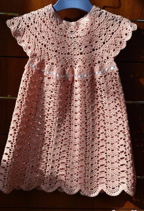 beautiful crochet model delight - brunacrochet | ello