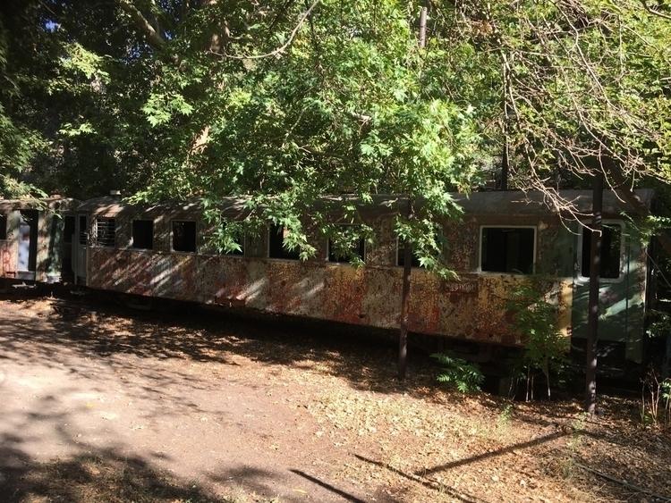 train, yerevan - mauricebv | ello