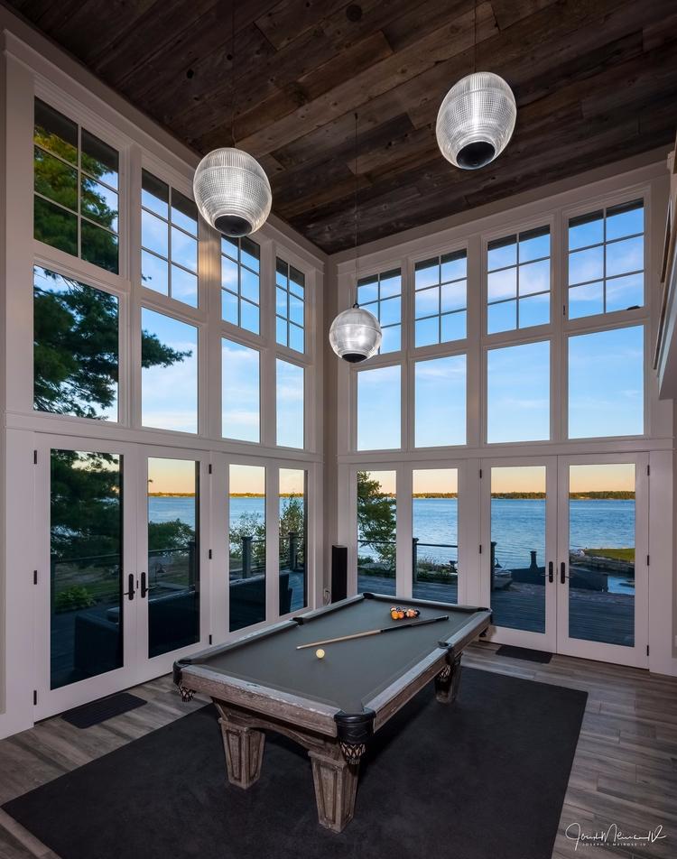 Rack em view pool room private  - joemeirose | ello