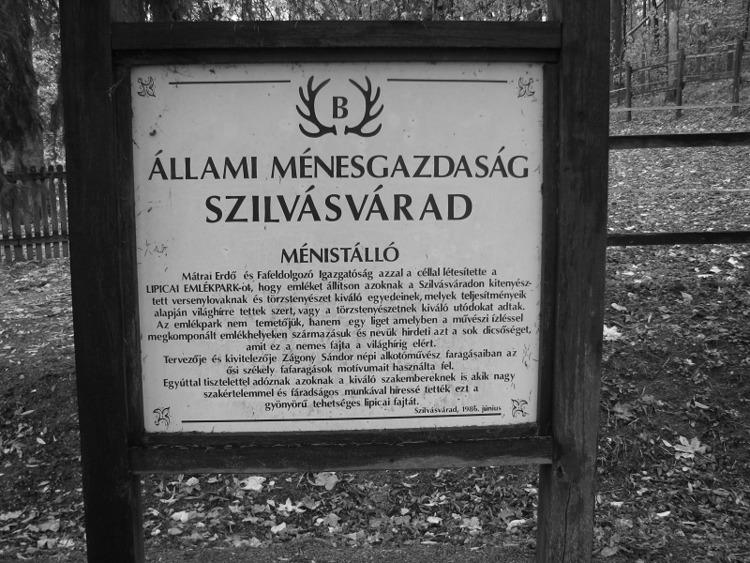 Lipicai emlékpark (Szimbolikus  - turabazis | ello