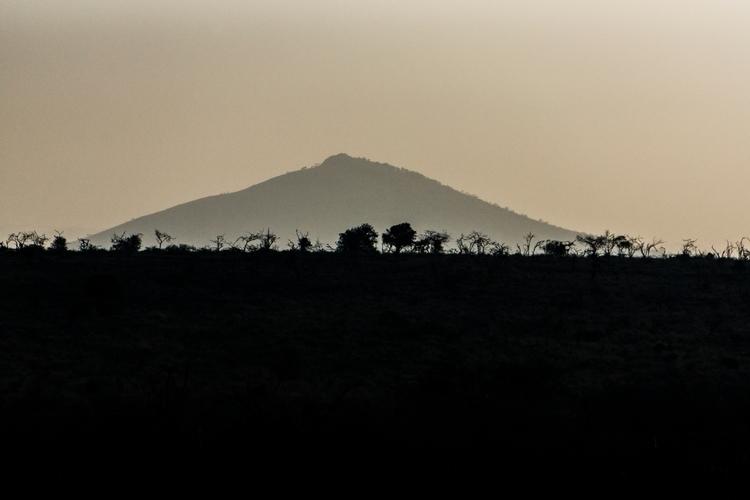 Sunset, Phinda Reserve, Zululan - notabene | ello