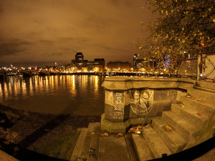 London Walks - 3', UK, night, walk - konstantinos776 | ello