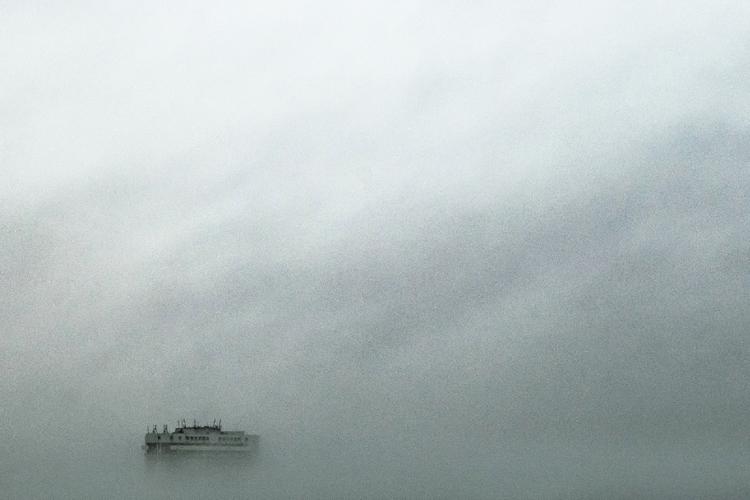 Tower mist - photography, city, urban - iangarrickmason | ello