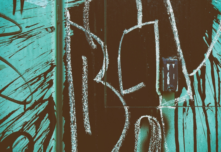 Ethos - photography, paint, graffiti - marcushammerschmitt | ello