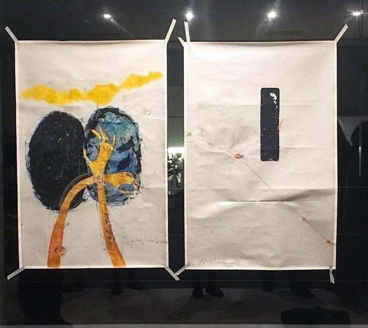 ryuumehara, artist, mixedmedia - botchi | ello