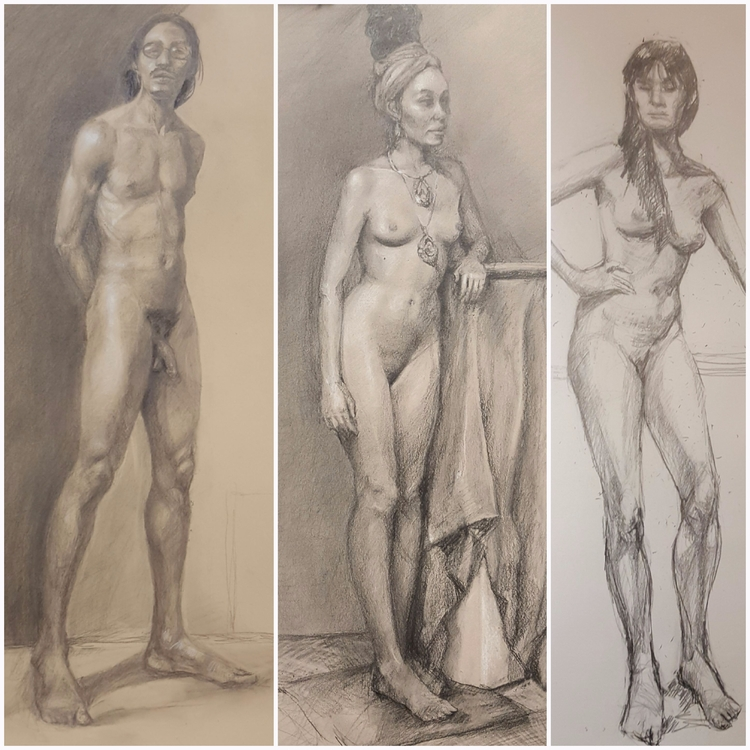 figure drawings - figures - darlanorma | ello