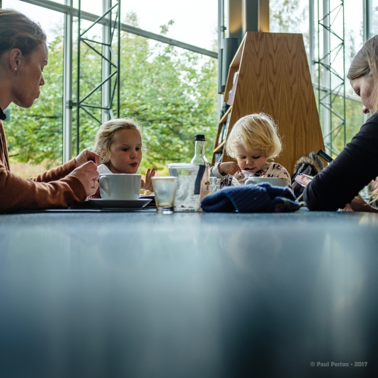Lunch - Munch Museum, Oslo Stre - paulperton | ello