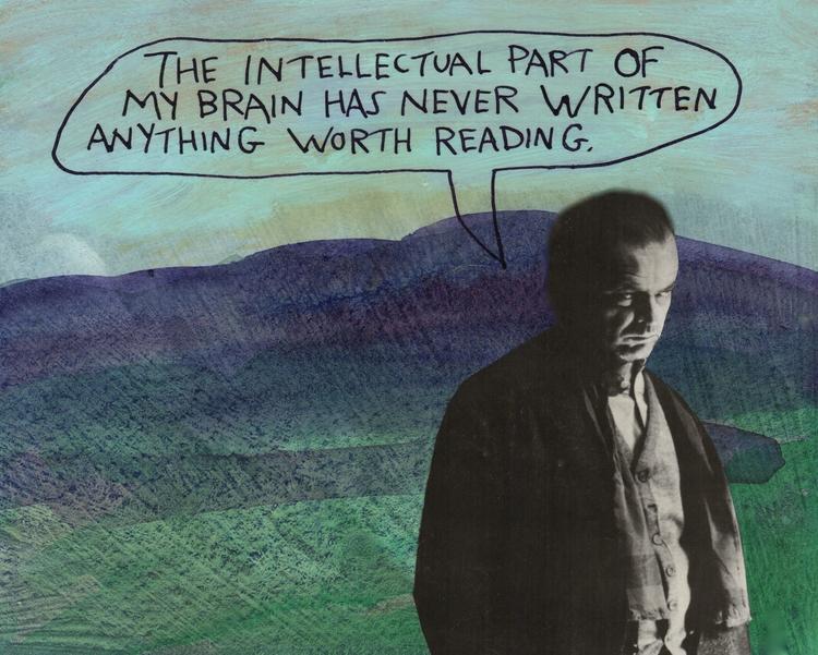 writing, writers, intellectuals - stoicmike   ello