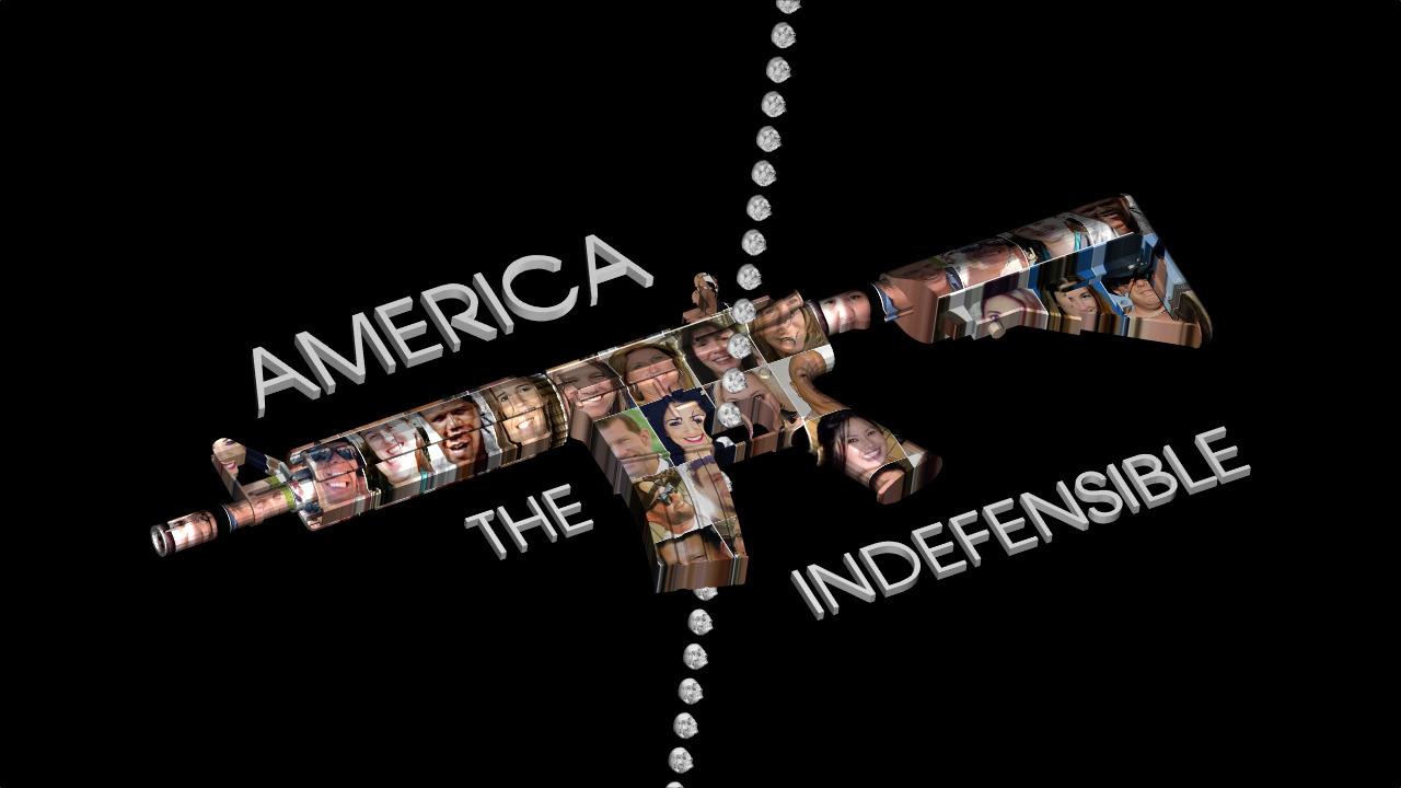 `America Indefensible` started  - cacheflowe | ello