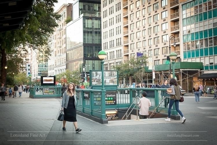 York Union Square, 1 October 20 - wlotus | ello