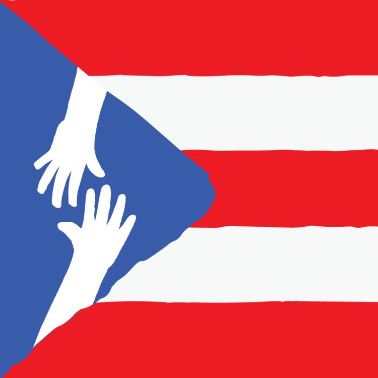 Puerto Rico Rises - illustration - mfslayton | ello