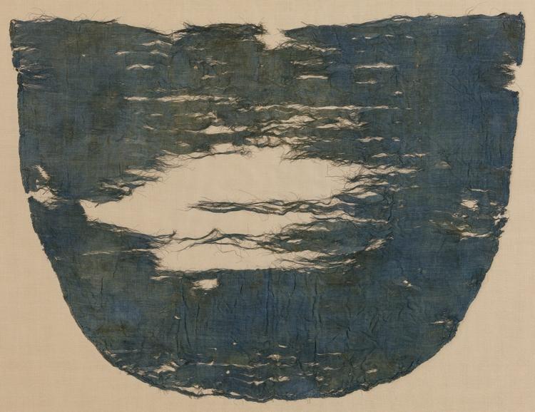 Blue Kerchief Embalming Cache - pabgt | ello