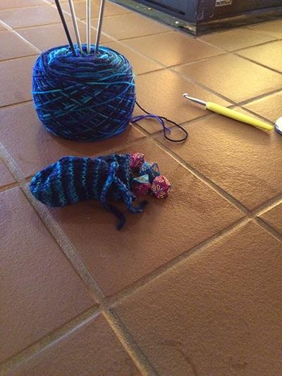 tasks creation tiny dicebag rem - stone_lovecharm | ello