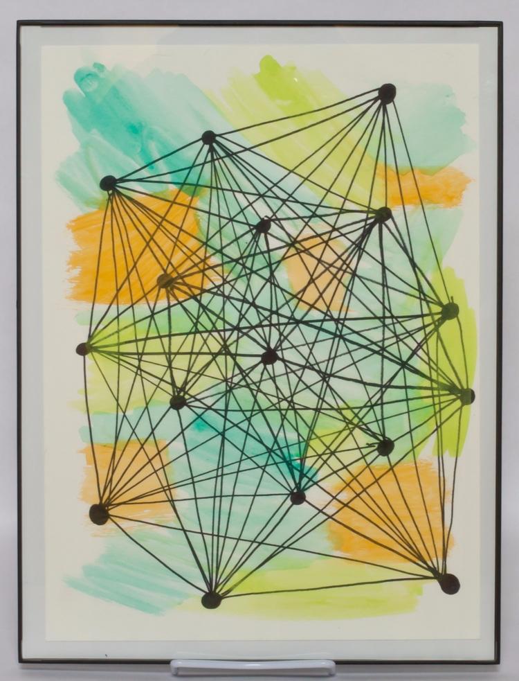 Brainstorm Ink Watercolor water - sarahthebeanstalk | ello