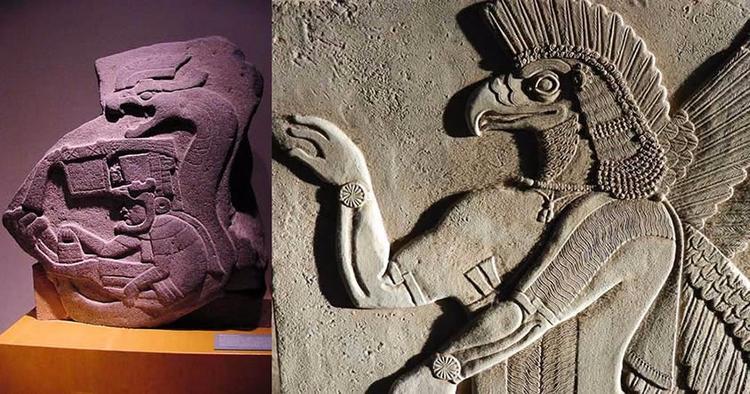 ¿Son Kukulkan, Quetzalcoatl Vir - codigooculto   ello