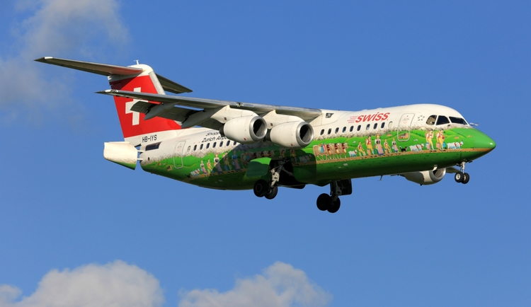 HB-IYS Swiss British Aerospace  - mathiasdueber | ello