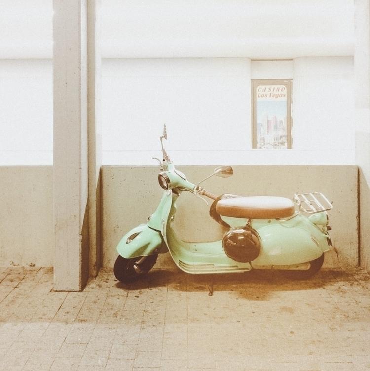 Casino Las Vegas - photography, scooter - marcushammerschmitt | ello