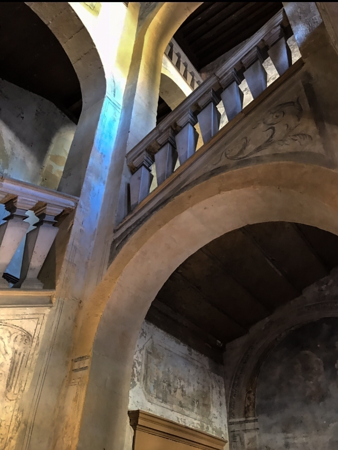 French Staircase - exinerartstudio | ello