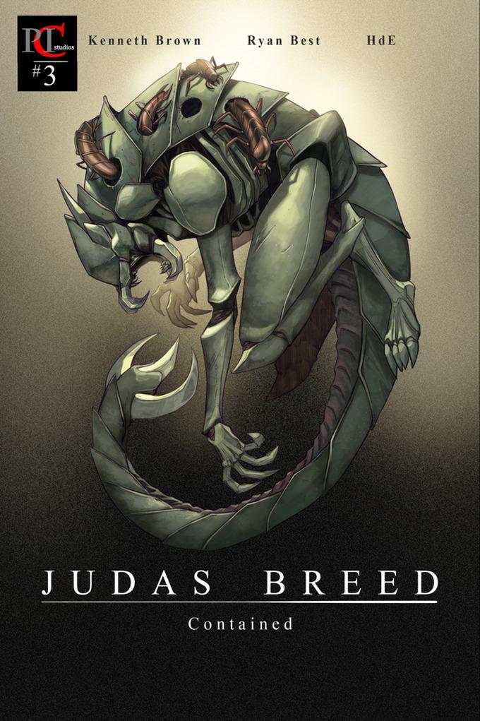 Judas Breed PenInkColor Studios - oosteven | ello