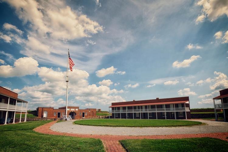 Fort McHenry - Baltimore, Maryl - juangonzalez | ello