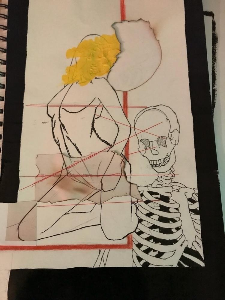 bored - art, paint - sry | ello