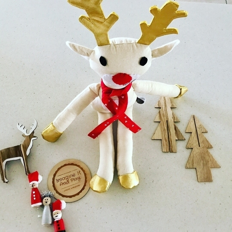 Rudolph joined Imagine Play tim - imagineitandplay | ello