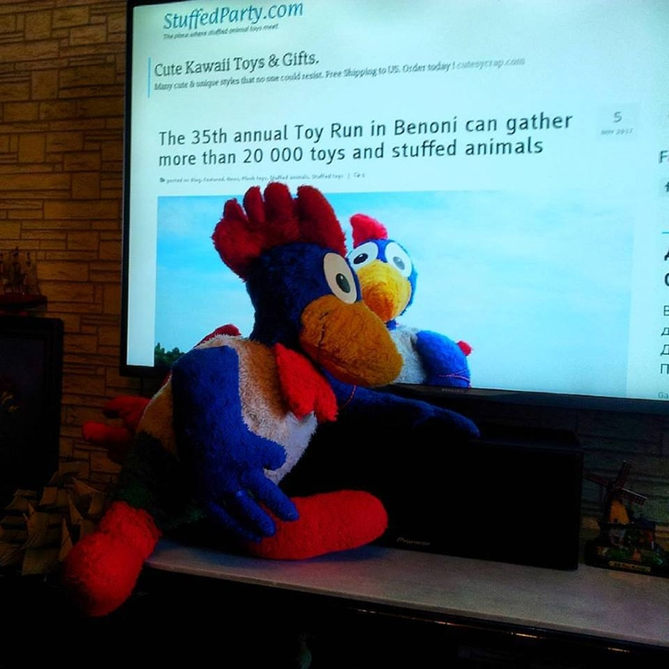 plushies,, toys,, rooster,, stuffed, - rooster64 | ello
