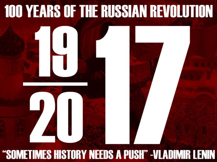 OCTOBER REVOLUTION*** 100 years - johnhopper | ello