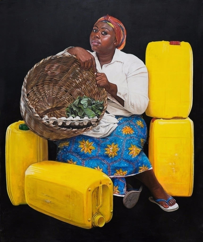 Jeremiah Quarshie 'Manye' Yello - blackartmatters | ello