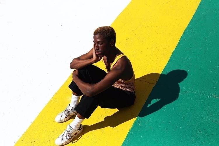 Yannis Davy series 2017 - blackartmatters | ello