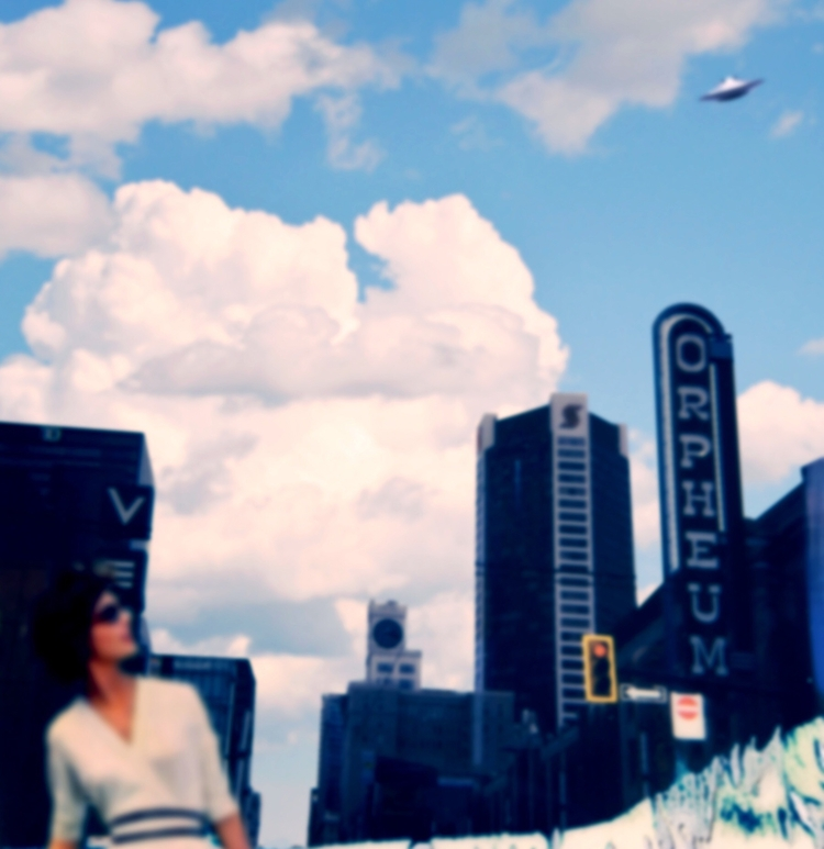 - Vancouver Kalamarz - art, collage - jkalamarz | ello