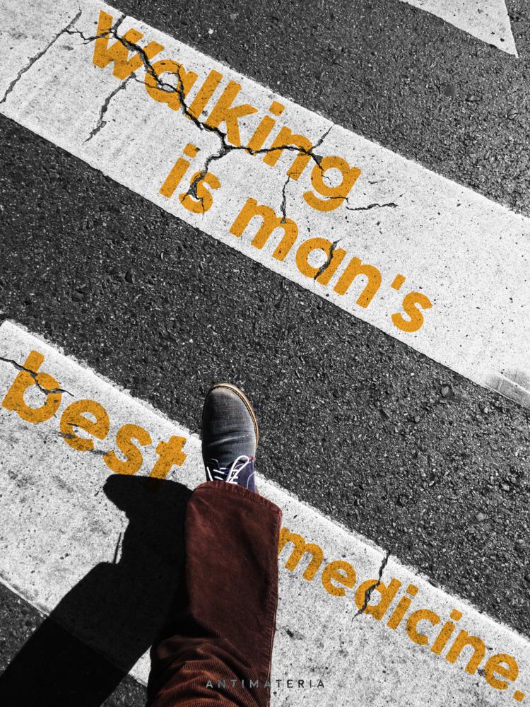 Walk, walkonwater, WalkOfFame - yiruim | ello